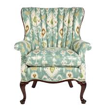 Ikat Armchair 48 Best Upholstery Channel Back Images On Pinterest Upholstery