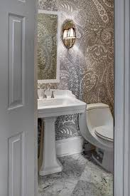 Wallpapered Bathrooms Ideas Best 25 Paisley Wallpaper Ideas On Pinterest Iphone Wallpapers