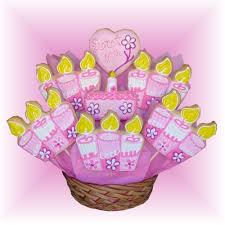 cookie baskets delivery birthday gifts birthday gift baskets birthday cookie bouquets