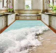 3d ocean floor designs 3d flooring 3d ocean waves flowing floor design wallpaper for