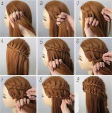 tutorial rambut hairstyle tutorials for android apk download