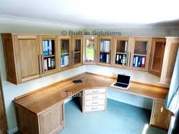 Bespoke Home Office Furniture Fitted Office Furniture Study Pinterest Study Design
