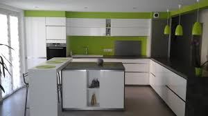 modele cuisine blanc laqué gracieux modele cuisine blanc laqué modele de cuisine design acheter