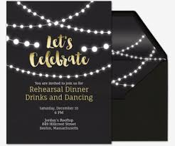 rehearsal dinner invitations rehearsal dinner free online invitations