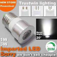 best 15 20 degree narrow beam angle 12v 110v 220v lamp dimmable