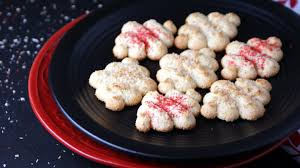 coconut spritz cookies cooking up clean