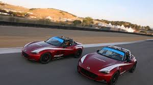 mazda car cost at 53 000 mazda u0027s new turnkey miata race car is a heck of a deal