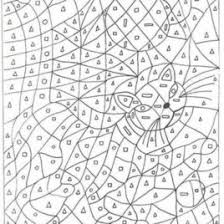 coloring pages free color number printables adults color