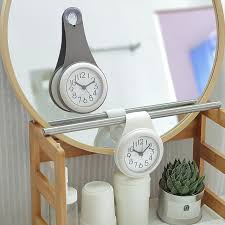 waterproof clocks shower fashion wall clocks bathroom clock