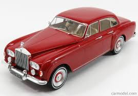 rolls royce silver cloud mcg mcg18056 scale 1 18 rolls royce silver cloud iii flying spur