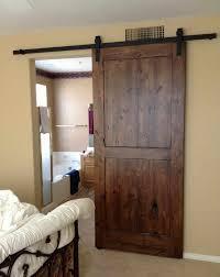 Reclaimed Barn Door Hardware by Best 20 Barn Door Track Ideas On Pinterest Track Door Sliding