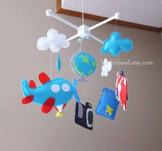 exciting travel themed baby mobile photos best inspiration home