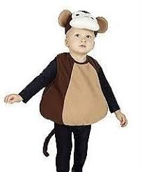 Curious George Costume Curious George Costume For Toddlers