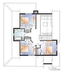 w3518 v1 beautiful and small new modern scandinavian home plan