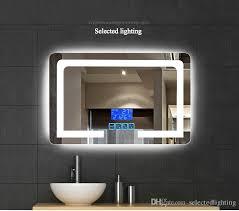 Partial Bathroom Definition 2017 High Definition Intelligent Wall Mounted Bathroom Mirror