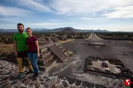Teotihuacan Map Teotihuacan Aroundpanamericanas Webseite