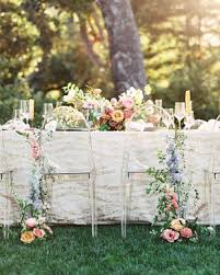 wedding chairs 40 pretty ways to decorate your wedding chairs martha stewart