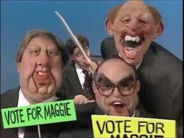 Margaret Thatcher Memes - spitting image the fall of margaret thatcher youtube