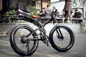 This Folding E Bike Wants by Moar Fat Tire Folding Ebike Hiconsumption