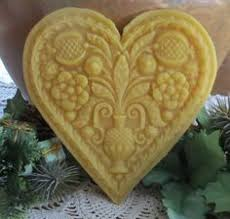 beeswax ornaments beeswax ornaments by gardengatedesign