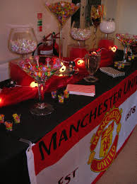 thanksgiving point birthday party manchester united themed birthday party by pink bon bon