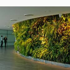 high end luxurious decoration artificial plants interior design