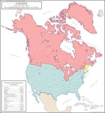 French Canada Map by Canada And Northern America 2010 By Amvalencia On Deviantart