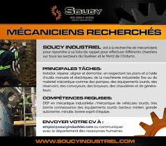 Cv Quebec by Soucy Industriel Home Facebook