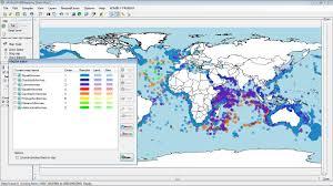 Map Tools Modestr Software For Species Distribution Data Management