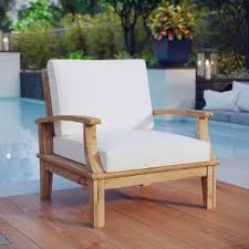 outdoor club chairs you u0027ll love wayfair