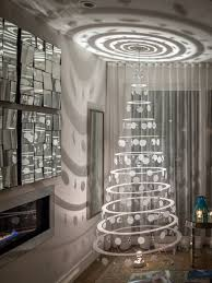Decorated Christmas Tree Not Taking Water by Best 25 Modern Christmas Trees Ideas On Pinterest Modern