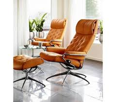 Stressless Chair Prices Stressless Metro High Back Recliner U0026 Ottoman From 2 895 00 By