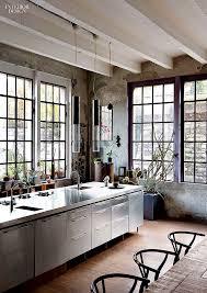kitchen loft design tags awesome industrial kitchen setup ideas