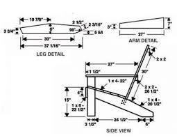 Patio Chair Plans Pdf by Planpdffree Page 194
