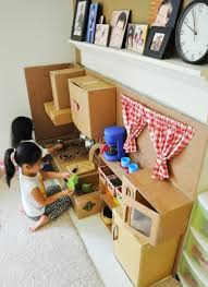 Homemade Play Kitchen Ideas