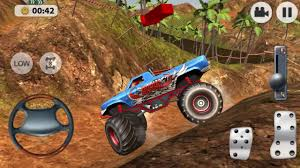 monster truck video game monster truck offroad rally 3d by game mavericks android