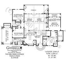 prairie style home floor plans fern creek cottage house plan active adult house plans
