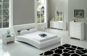 Modern Bedroom Sets White Contemporary Bedroom Sets Pleasing Design Eri All White