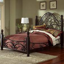 best king metal bed frame headboard footboard photo 26 bed