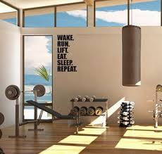 stay fit in your own home home exercise rooms ryan homes stone options for home designs at