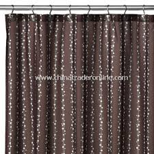 Black Sequin Shower Curtain Custom Shower Chinese Shower Dropship Suppliers