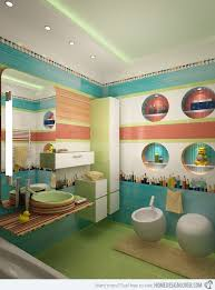Fun Kids Bathroom - 138 best bathroom images on pinterest bathroom designs bathroom