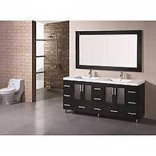 design element bathroom vanities design element modern sink bathroom vanity set free