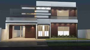 1 kanal house design with basement gharplans pk
