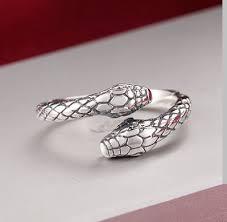 cool rings for men snake rings for men cool rings adjustable buytra