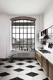 carrelage noir et blanc cuisine carrelage noir blanc best inspirations et carrelage noir et blanc
