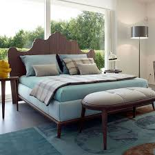shabby chic wooden bed frame house design