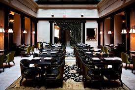 five famous restaurants known for french interior design le souk
