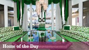 home of the day original hipster pad in palm springs la times