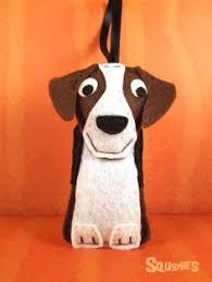 beagle ornament by sklep on etsy ready to ship felt home